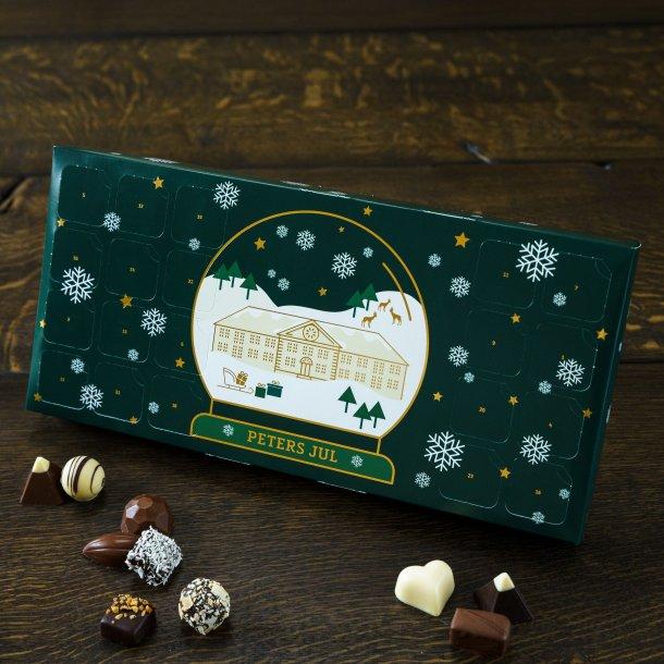 Årets Chokolade Julekalender - Voksen